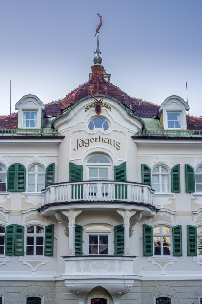 Ganze-Jaegerhaus
