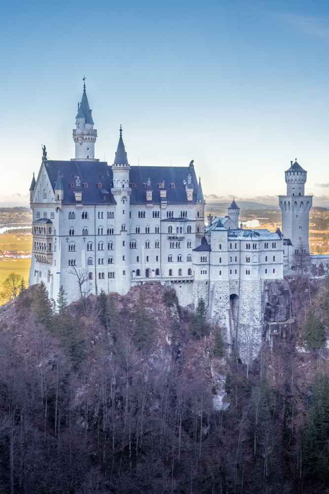 Neuschwanstein-Schloss