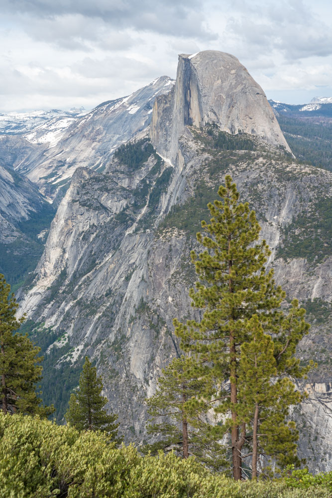 Half-Dome-from-above